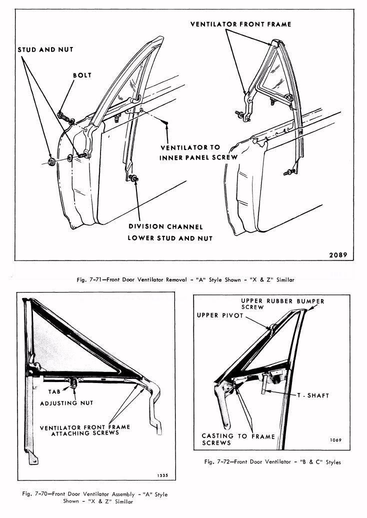 65 Mustang Vent Window Diagram, 65, Free Engine Image For