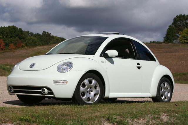 2002 Volkswagen Beetle Wiring Diagram