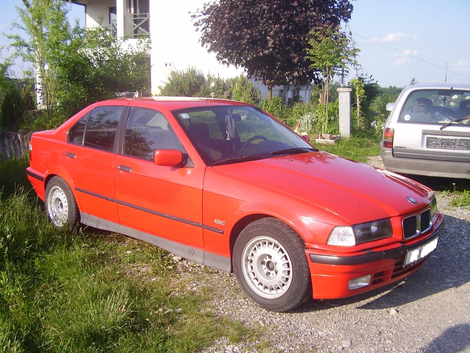 hight resolution of 1993 bmw 3 series overview