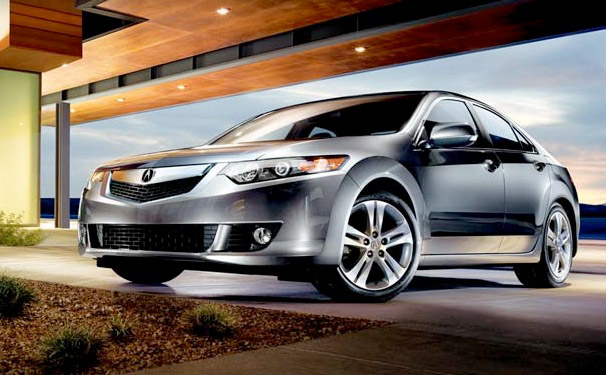 Why people are loving the 2010 Acura TSX