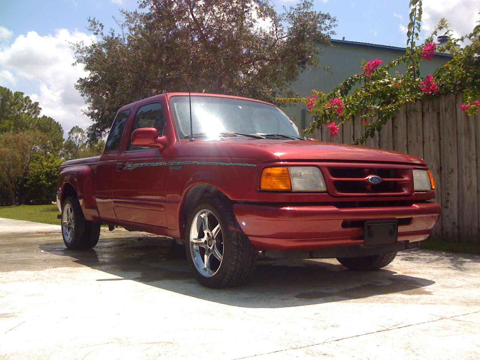 hight resolution of 95 ford ranger 2 3 wiring diagram