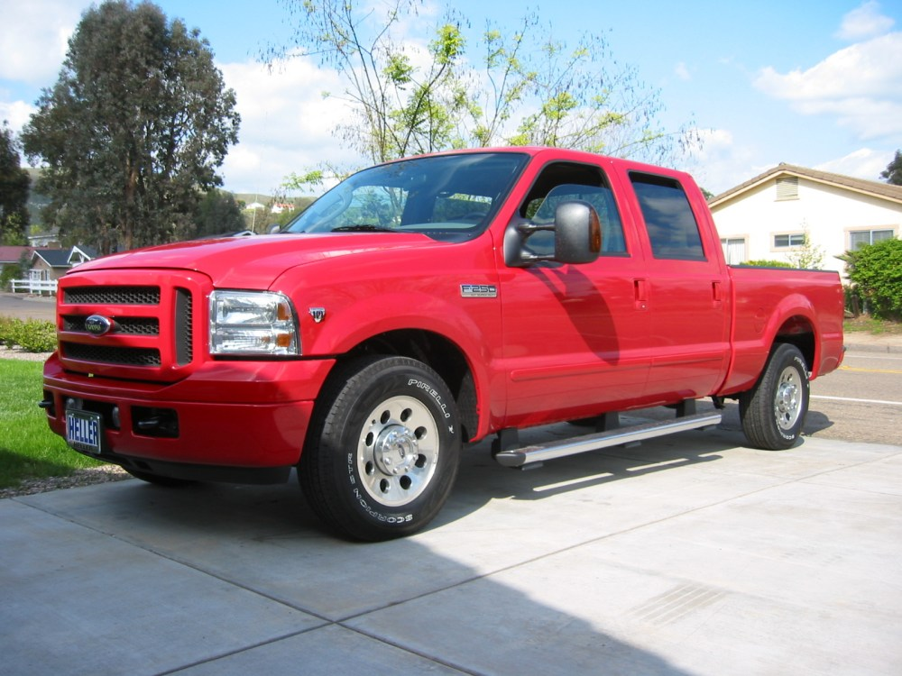 medium resolution of 2005 ford f 250 super duty overview