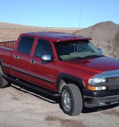 picture of 2001 chevrolet silverado 2500hd lt crew cab 4wd exterior gallery worthy [ 1600 x 1200 Pixel ]
