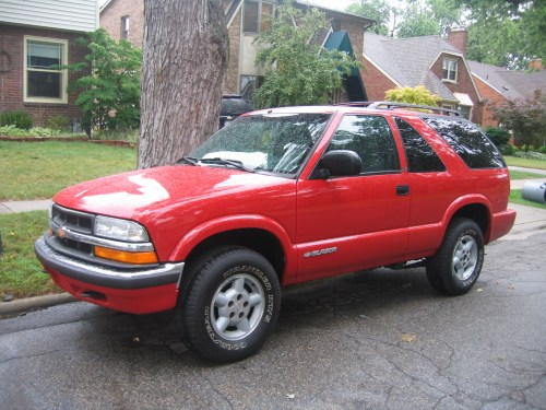 small resolution of picture of 2000 chevrolet blazer ls 2 door 4wd exterior gallery worthy