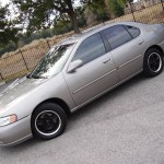2000 Nissan Altima Test Drive Review Cargurus
