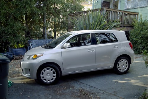 small resolution of 2009 scion xd review