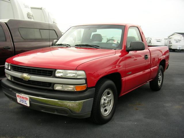 2002 Chevy Silverado Stalls