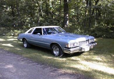 1976 Chevrolet El Camino For Sale