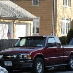 Chevrolet S 10 Questions Maximum Tire Size On 2000 2wd S10 Cargurus