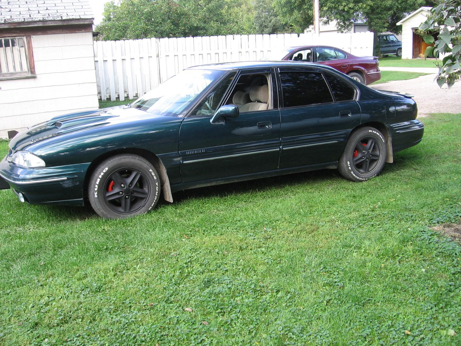 Pontiac Ssei Gold 1998 Bonneville