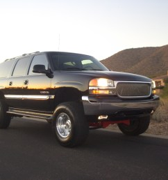 picture of 2000 gmc yukon xl 1500 slt 4wd exterior gallery worthy [ 1280 x 960 Pixel ]