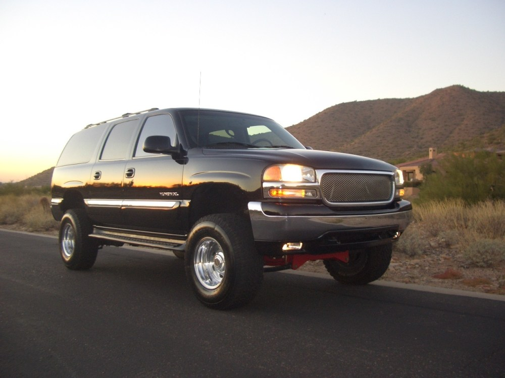medium resolution of picture of 2000 gmc yukon xl 1500 slt 4wd exterior gallery worthy