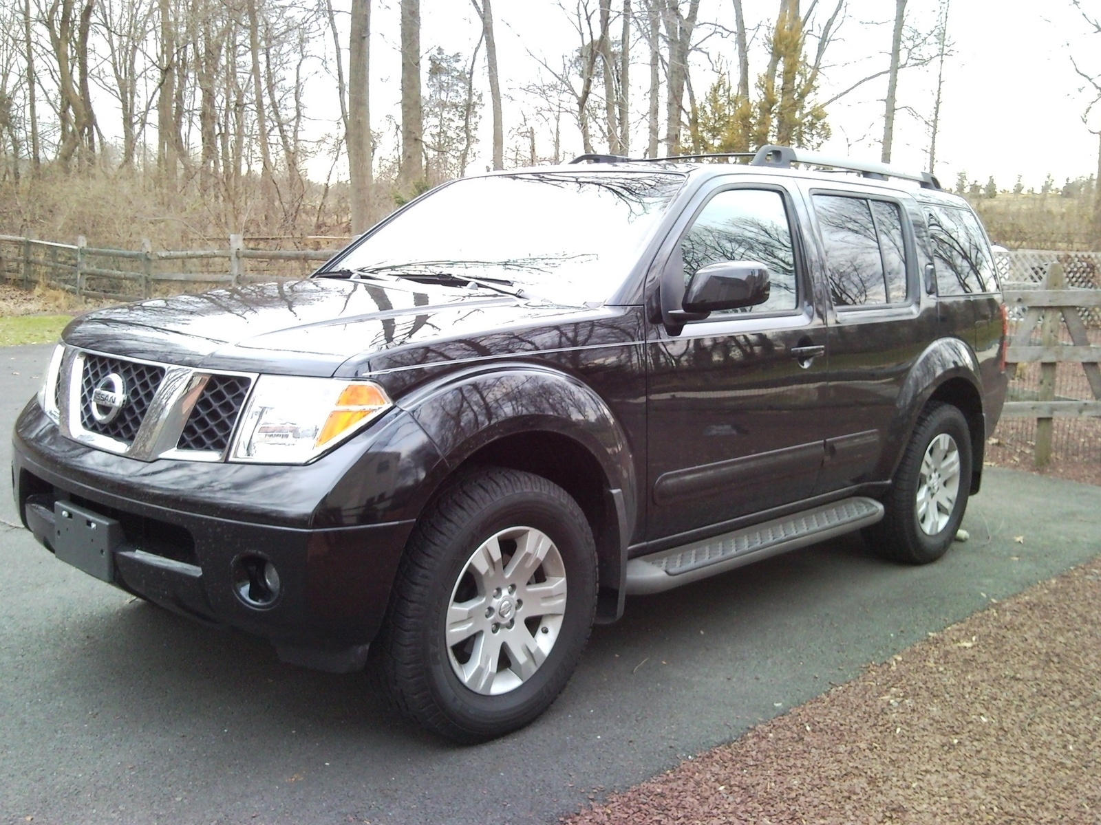 hight resolution of 2005 nissan pathfinder overview