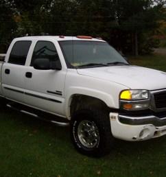 2005 gmc truck 4x4 [ 1600 x 1200 Pixel ]