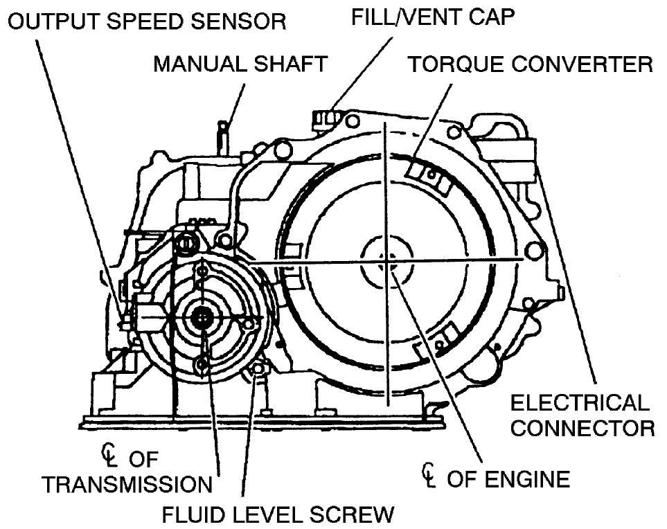 Hyundai Automatic Transmission Fluid Pressure, Hyundai
