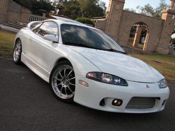 1998 Eclipse Eclipse 2 Gst Dr 1998 Mitsubishi Mitsubishi Gst Turbo