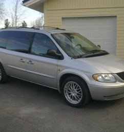 2003 chrysler town country overview [ 1600 x 1200 Pixel ]