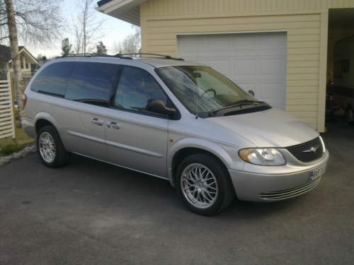 small resolution of 2003 chrysler town country overview