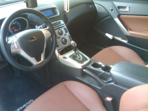 small resolution of 2010 hyundai genesis coupe interior pictures cargurus
