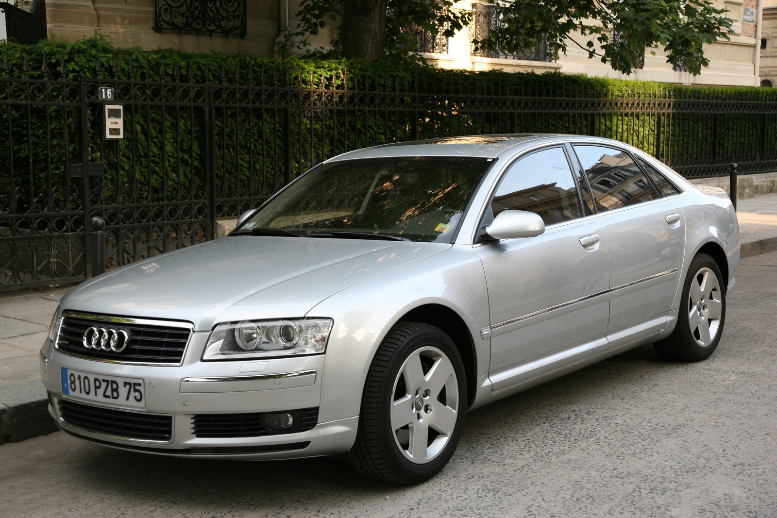 hight resolution of 2004 audi a8 overview
