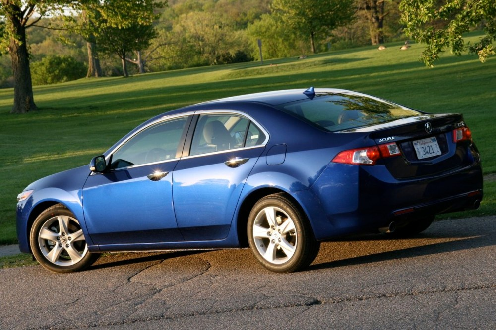 medium resolution of 2009 acura tsx review