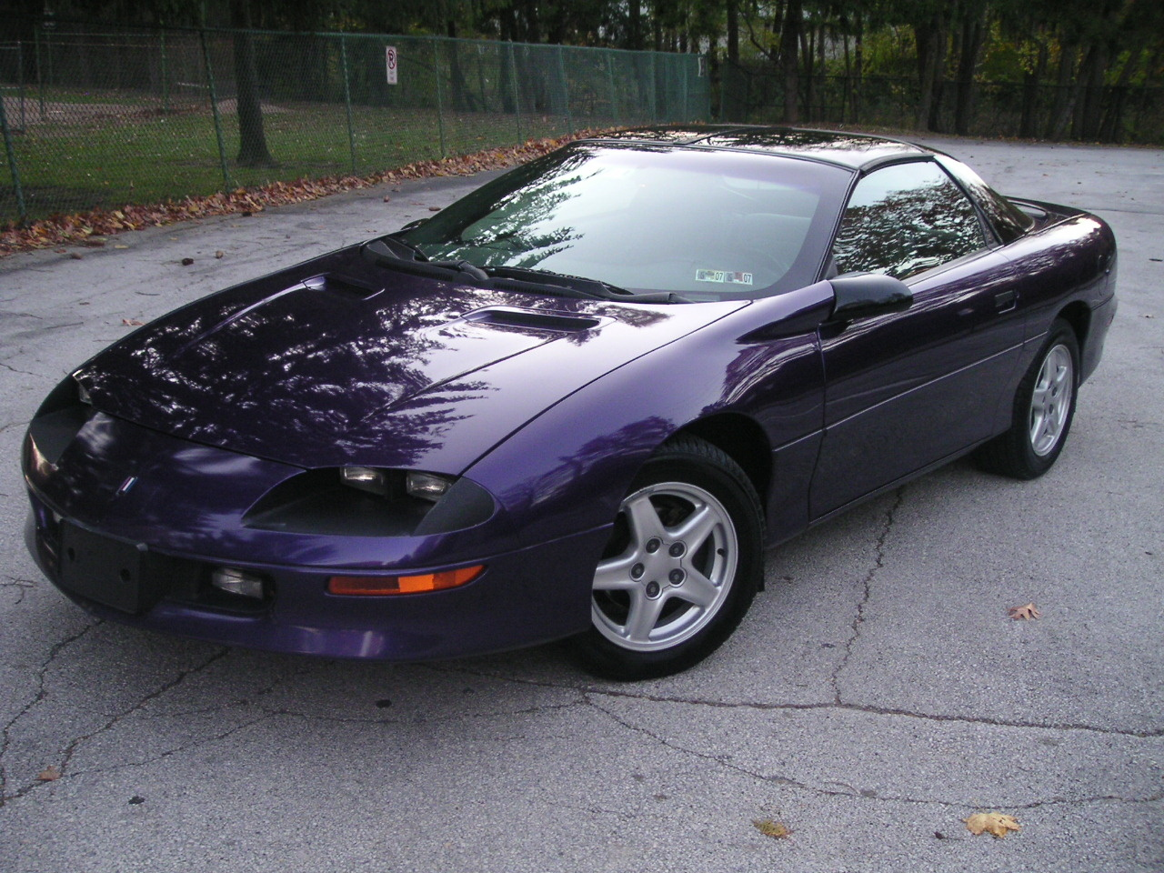 hight resolution of 1997 chevrolet camaro overview