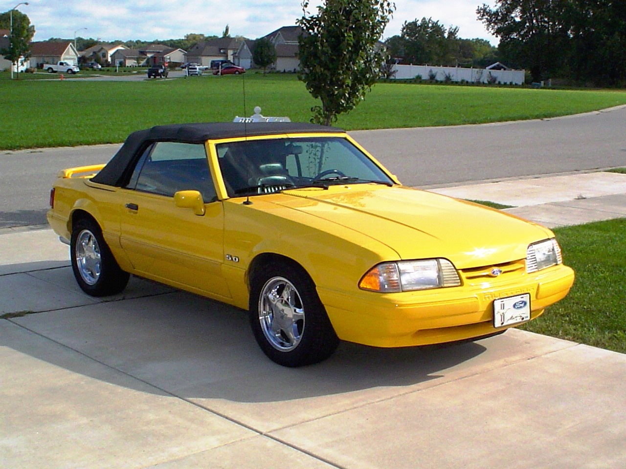 hight resolution of 1993 ford mustang lx 5 0 convertible 1993 limited edition feature car gallery worthy