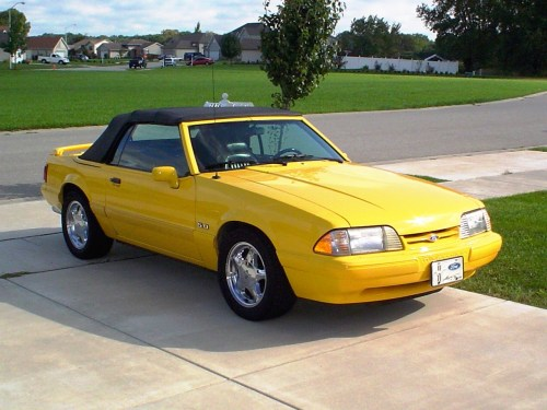 small resolution of 1993 ford mustang lx 5 0 convertible 1993 limited edition feature car gallery worthy