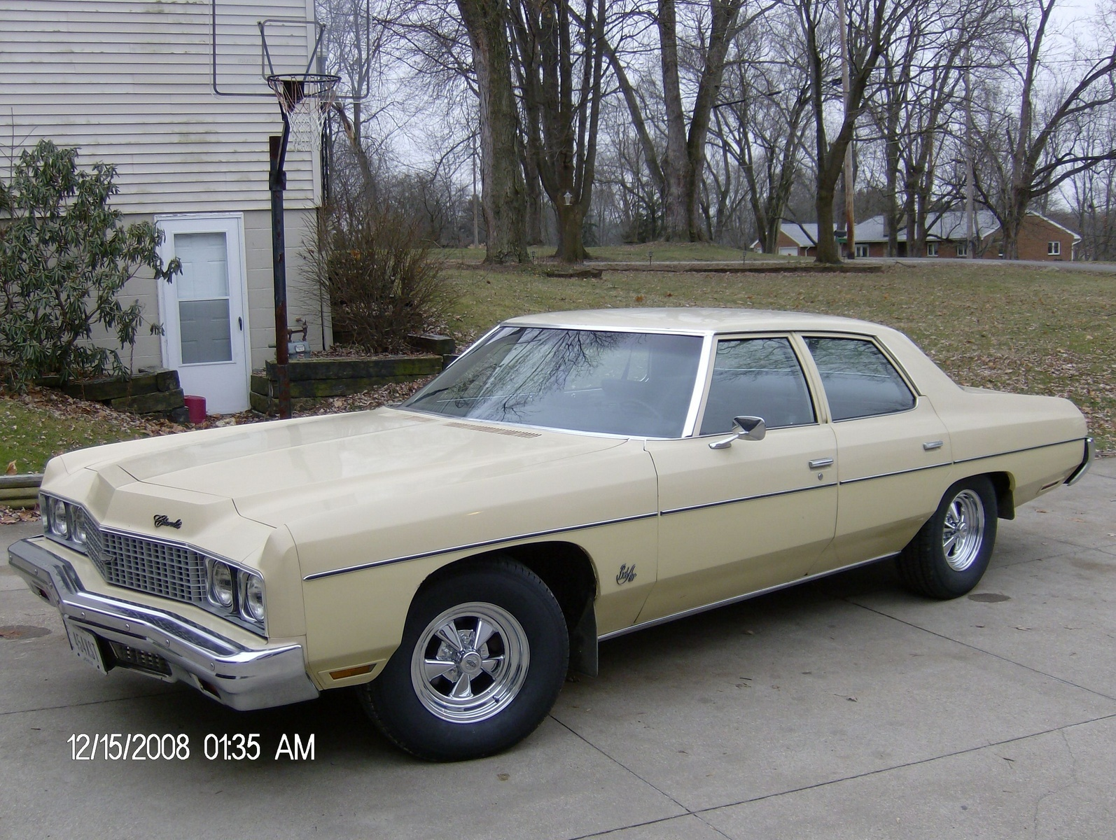 1973 Chevrolet Bel Air