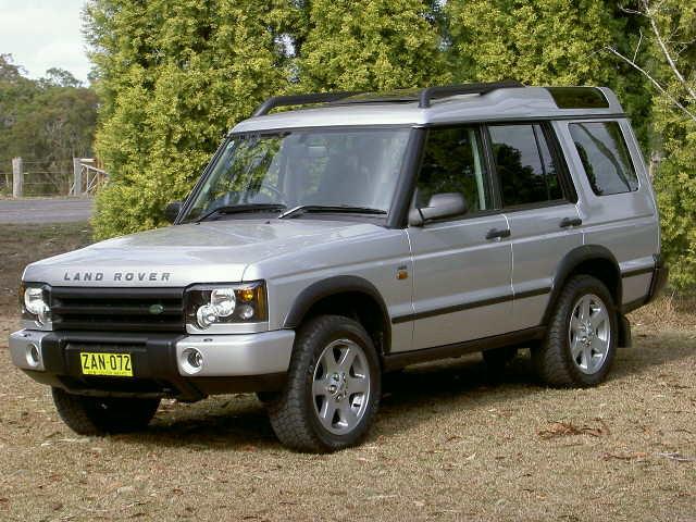 2004 Land Rover Discovery Spark Plug