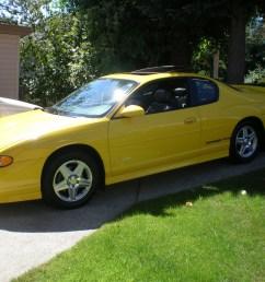 2004 chevrolet monte carlo ss supercharged fwd corvette yellow 2004 chevy monte carlo ss supercharged chevrolet monte carlo compare grand prix [ 1600 x 1200 Pixel ]
