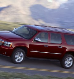 2011 chevrolet suburban copyright gm corp exterior manufacturer gallery worthy [ 1599 x 1200 Pixel ]