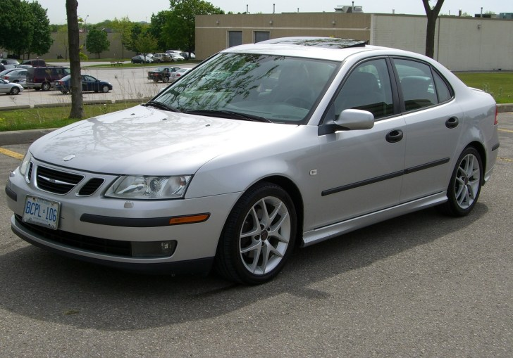 2004 Saab 9 3 Arc Sport Sedan For Sale In West Haven Ct 0