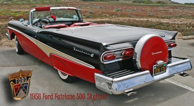 1967 1 2 Ford Galaxie 500