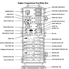 1993 Honda Accord Lx Radio Wiring Diagram 9003 Bulb Mercury Sable Questions - Head, Brake, Signal, Reverse/back-up Lights Work, But Tail, Park And P ...