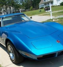 picture of 1976 chevrolet corvette exterior gallery worthy [ 1024 x 768 Pixel ]