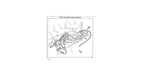 small resolution of 1998 buick century engine diagram starter