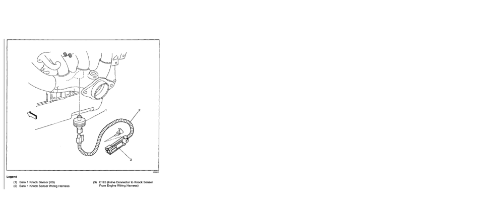 medium resolution of location of anti knock sensor s