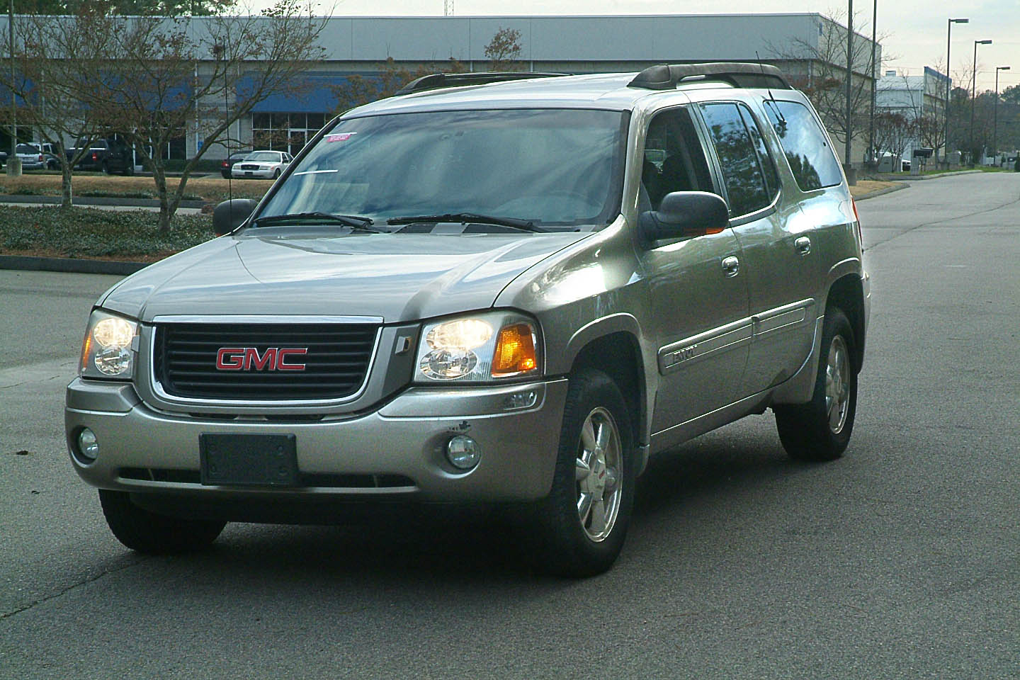 2003 Gmc Envoy Parts Diagram