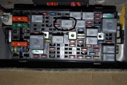 small resolution of 2000 buick lesabre fuse box location