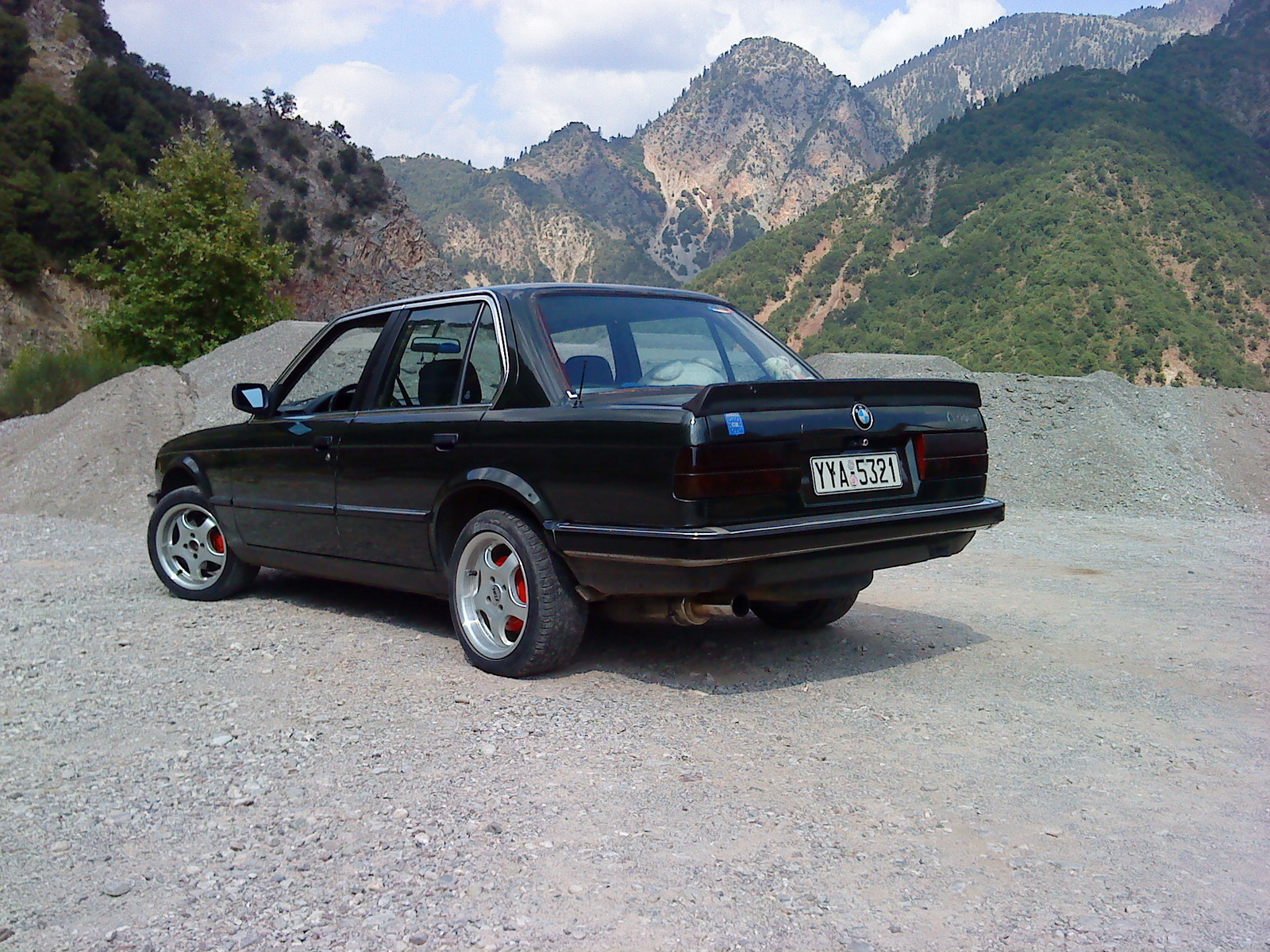 hight resolution of 1984 bmw 3 series overview