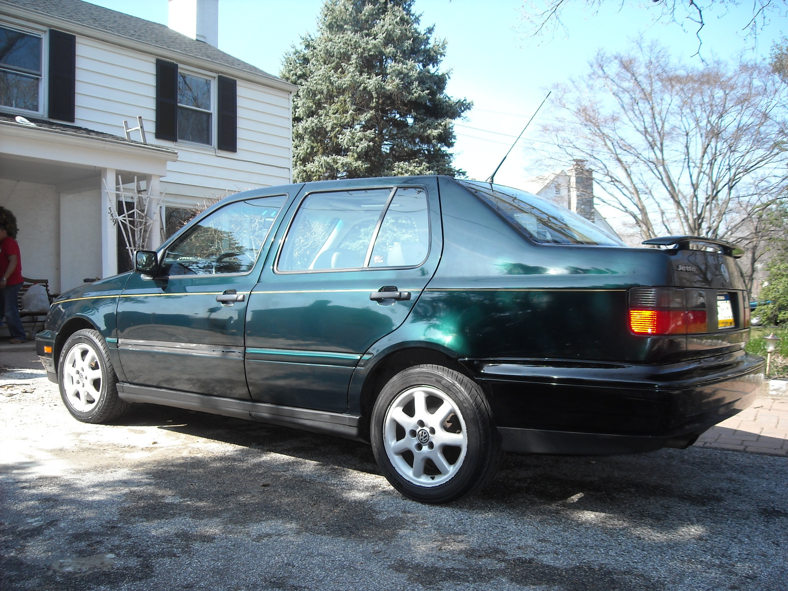 1999 Volkswagen Jetta Which Is It 1999 Volkswagen Jetta 4 Cyl