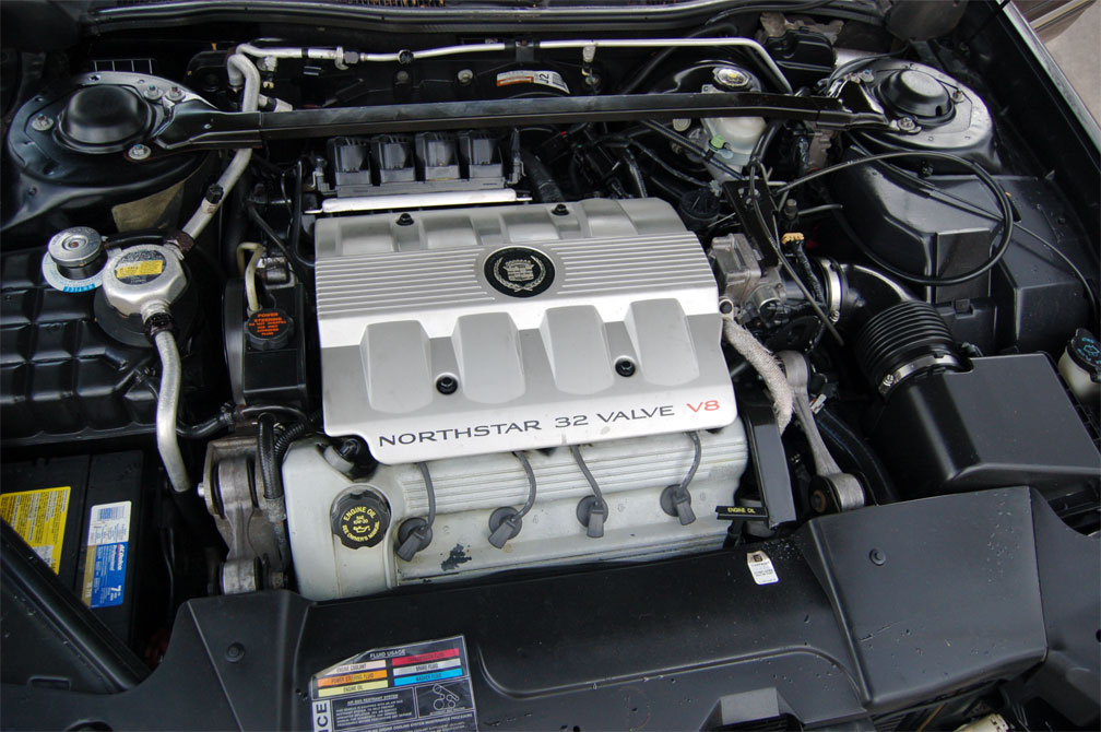 1997 Cadillac North Star Engine On Cadillac Deville Engine Diagram