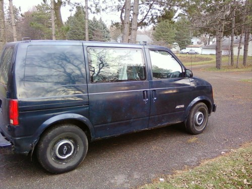 small resolution of picture of 1991 chevrolet astro cargo rwd exterior gallery worthy
