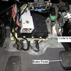 2002 Ford Taurus Engine Diagram Gmc Envoy Radio Wiring Questions Where Can I Find The Keyless Entry Door Code