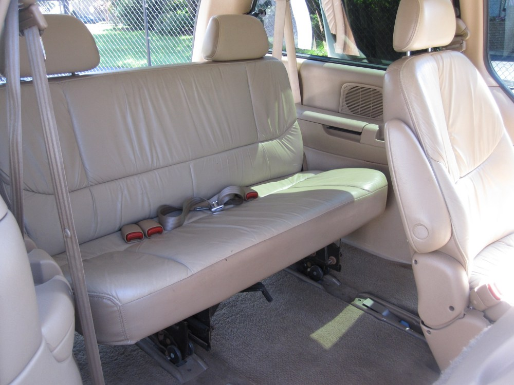 medium resolution of 1998 chrysler town and country interior