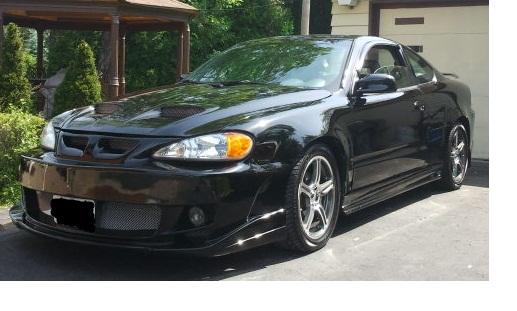 2001 Pontiac Grand Am 20 Rims