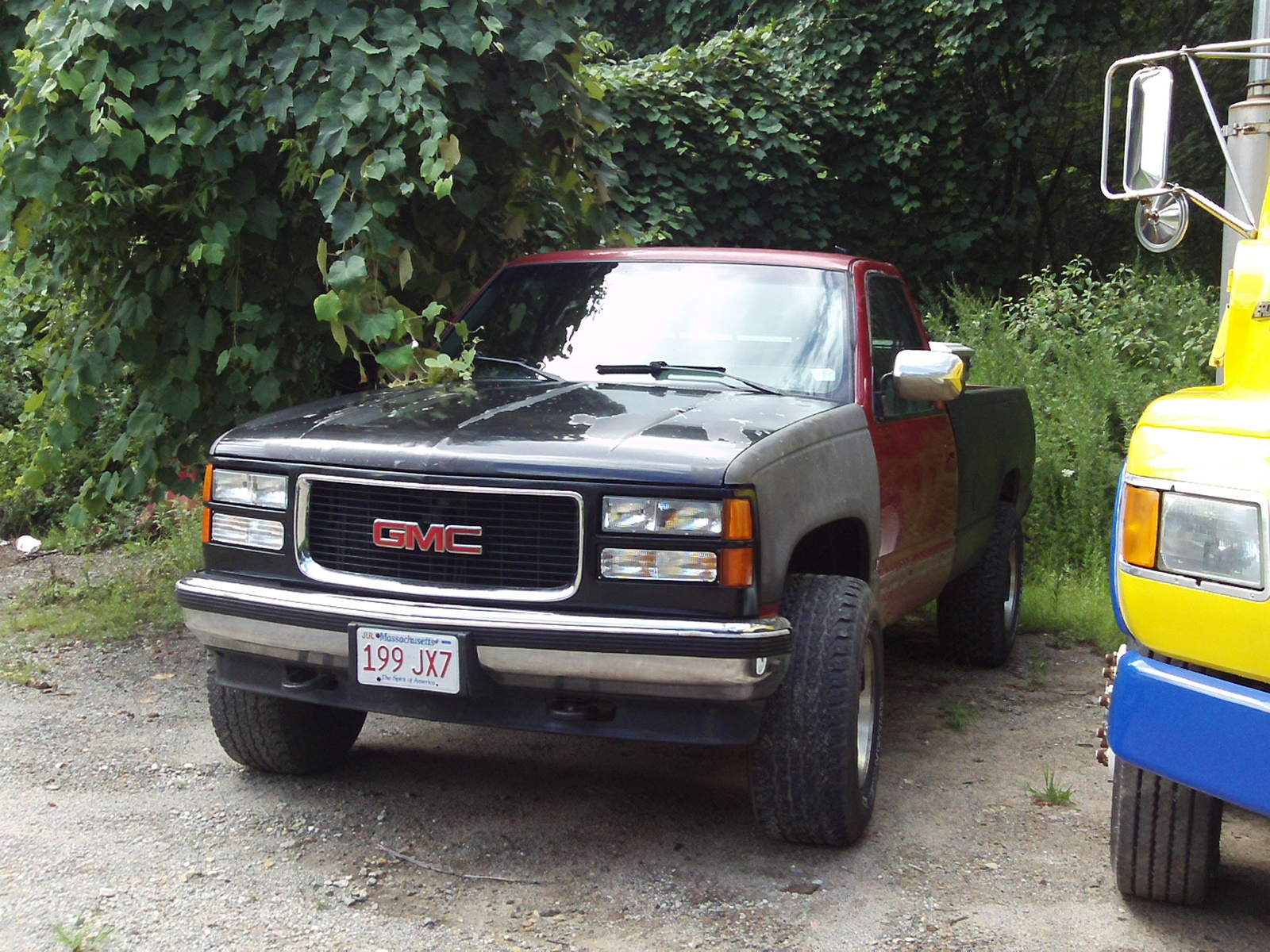hight resolution of 1992 gmc sierra 1500 overview