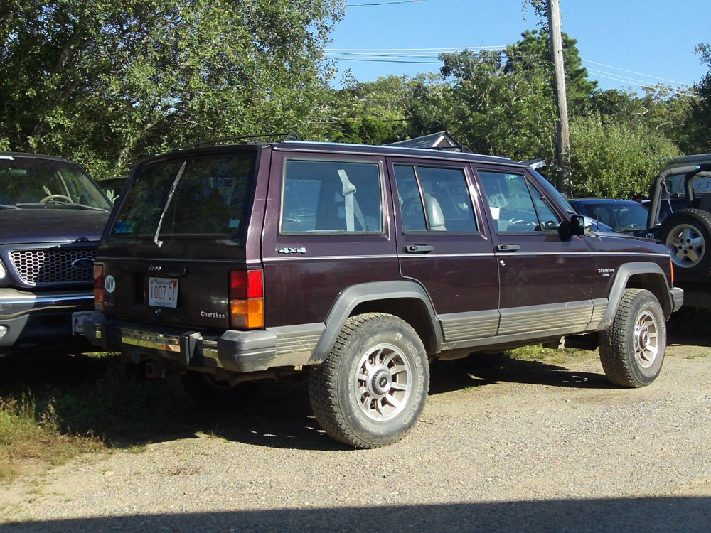 medium resolution of picture of 1984 jeep cherokee exterior gallery worthy