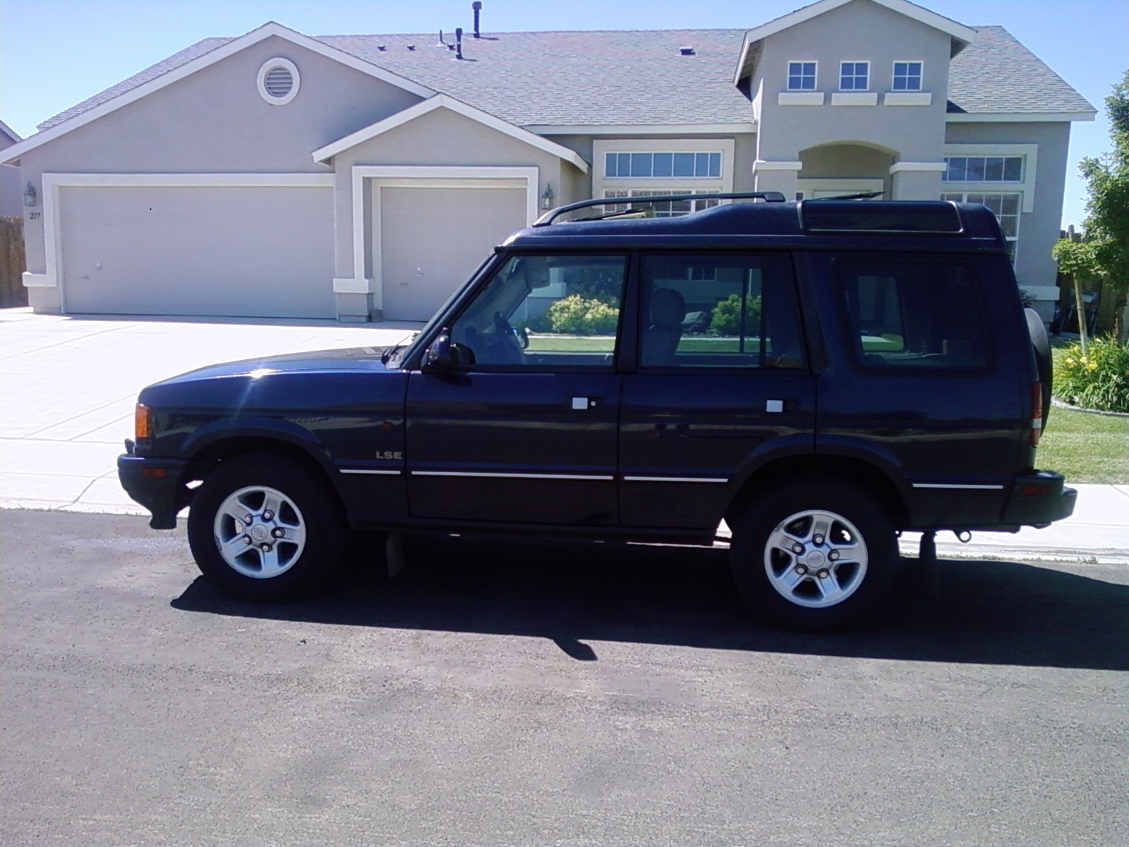 Land Rover Discovery Series II Questions does anyone know how to